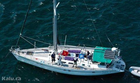 1992 Jeanneau Sun Odyssey 51