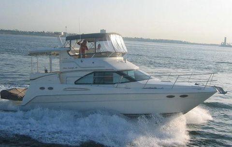 1998 Sea Ray 370 Aft Cabin