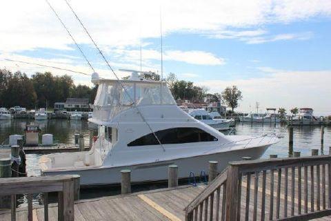 2007 Ocean Yachts 50 Super Sport Profile