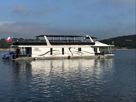 2001 Sharpe 16x87 Houseboat