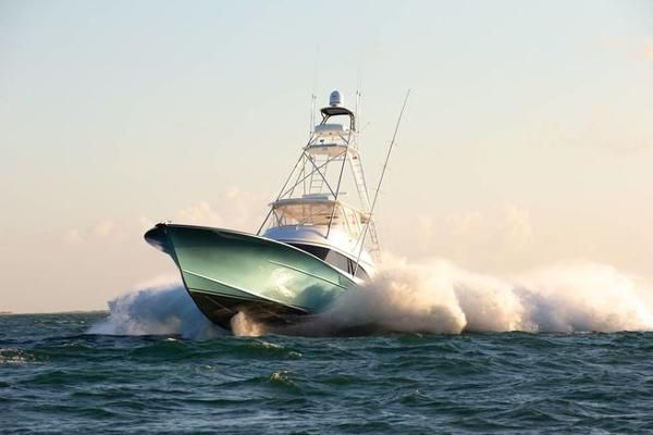 Check out this 2018 SPENCER Custom Carolina Sportfish on Boattrader com