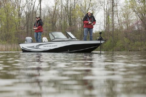 2017 Smoker-craft 162 Pro Angler XL