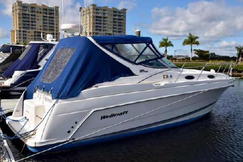 2001 WELLCRAFT 3000 Martinique