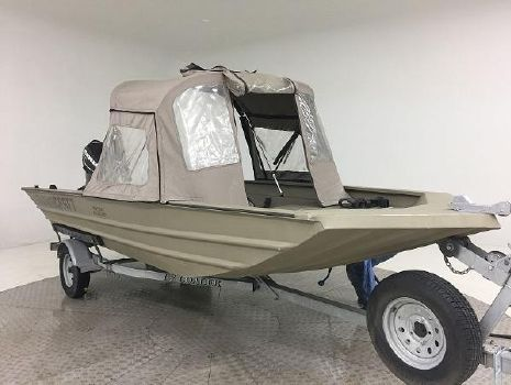 2007 Alumacraft MV 1756 AW