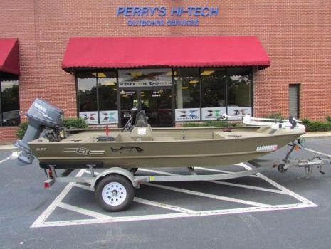 2008 G3 Boats 1652 SC.