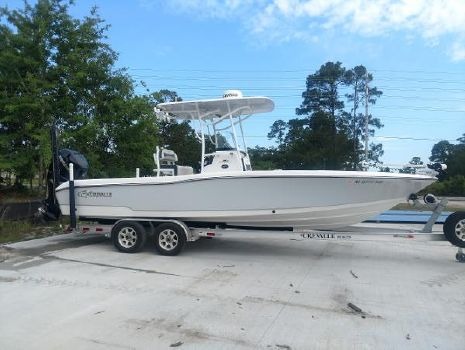 2015 CREVALLE 26 Bay