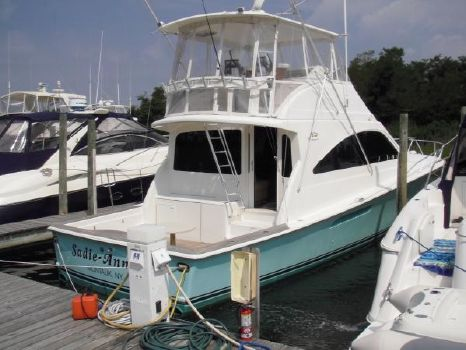 2005 Ocean Yachts Super Sport Flybridge