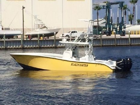 2009 Yellowfin 36
