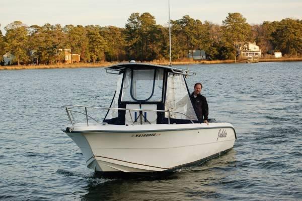2002 Sea Fox 257CC