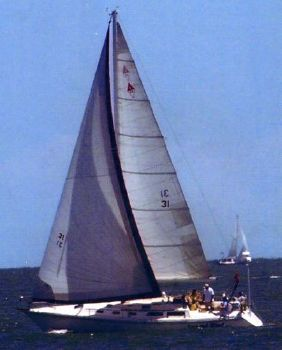 1989 Catalina 42 MKi Cruising