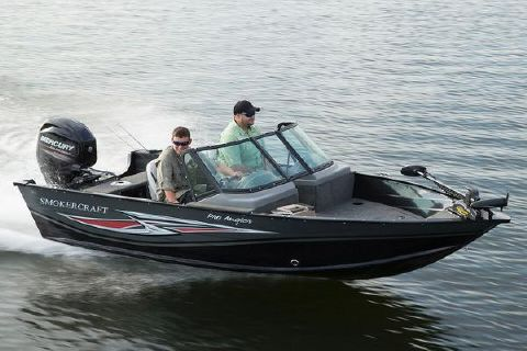 2017 Smoker-craft 162 Pro Angler Manufacturer Provided Image