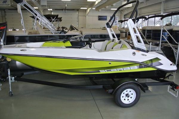 2017 Scarab 165 Impulse