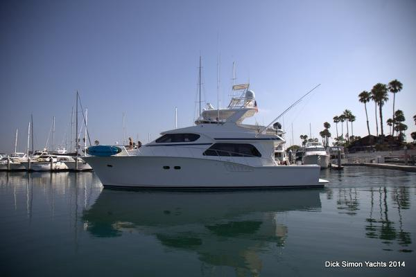 2002 Mikelson CMT Pilothouse Sportfisher
