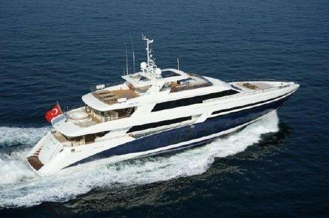 2011 Bilgin Luxury Motor Yacht