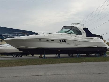 2007 Sea Ray 520 Sundancer