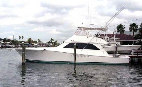 1999 Viking 55 Convertible