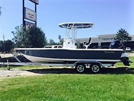 2017 Tidewater 2400 Bay Max