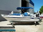2012 SEA CHASER 210 LX Bay Runner