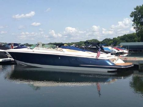 2016 Chris-Craft 32 Launch