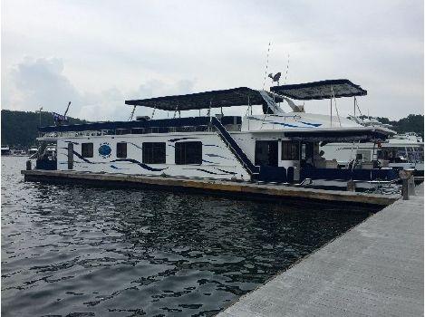 1995 Sumerset Houseboats 86'