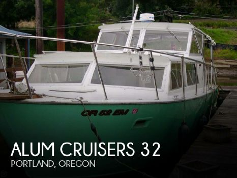 1971 Marinette Marinette Express - 32 1971 Aluminum Cruisers 32 for sale in Portland, OR