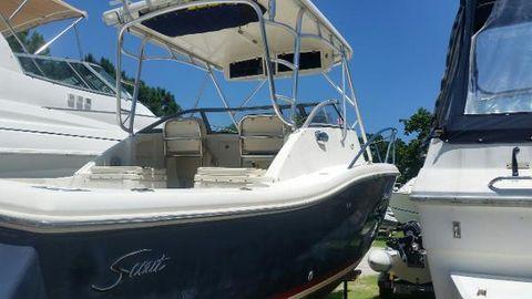 2005 Scout Boats 280 Vintage
