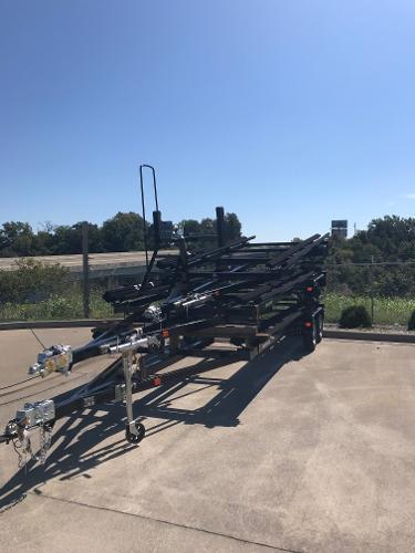 Consider, that Hustler boat trailer idea