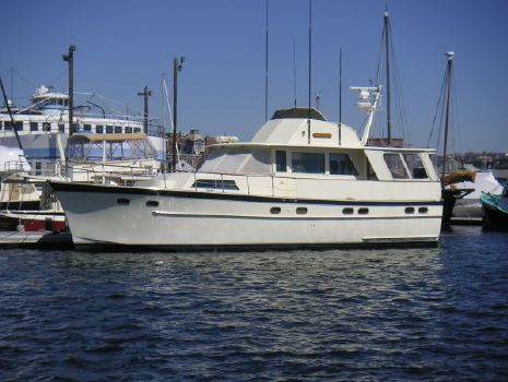 1965 Hatteras 50 Motoryacht Photo 1