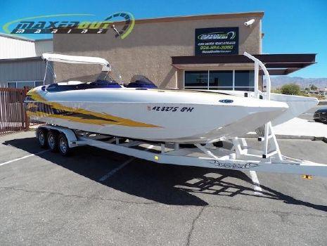 2004 Eliminator Boats 27 Daytona ICC