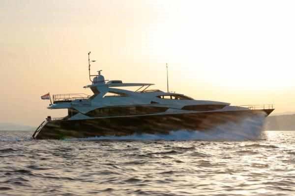 2009 Sunseeker 34M Yacht (JSS)