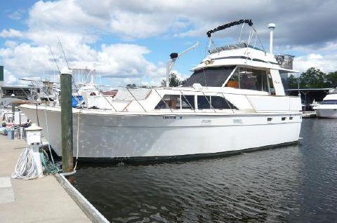 1985 Egg Harbor Motoryacht