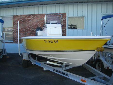 2008 Cobia Boats 19 Bay