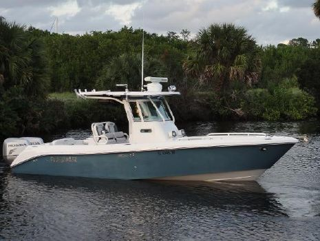 2007 Everglades Boats