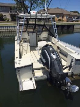 1985 SEA CRAFT 23 Cuddy