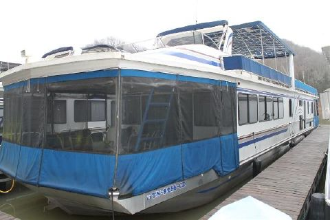 1998 Fantasy Yachts 16x86 widebody