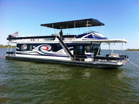 1992 Sumerset 66 Houseboat