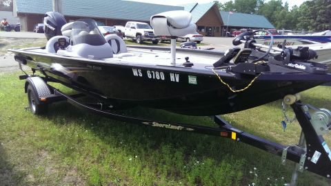 2012 Smoker-craft 171 Pro Bass