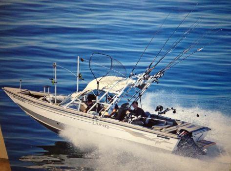 2003 Lund 2150 Baron Gran Sport