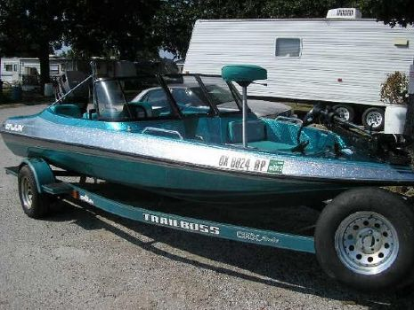 1994 Cajun 180  F&S