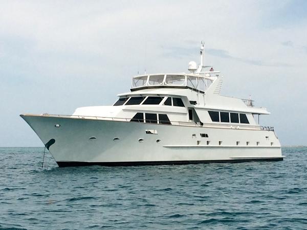 1987 Broward Motor Yacht