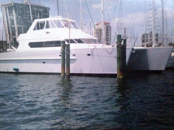 2001 Coats Marine 69 Power Catamaran