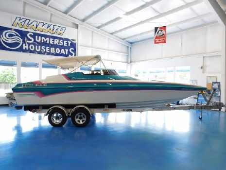 1994 Carrera Boats 26 Cyclone