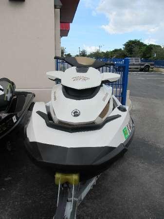 2011 Sea-Doo GTX iS 260