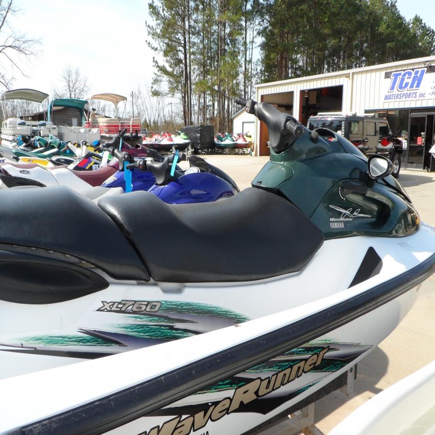 1999 Yamaha Xl 760 10 Foot 1999 Yamaha Jetskis