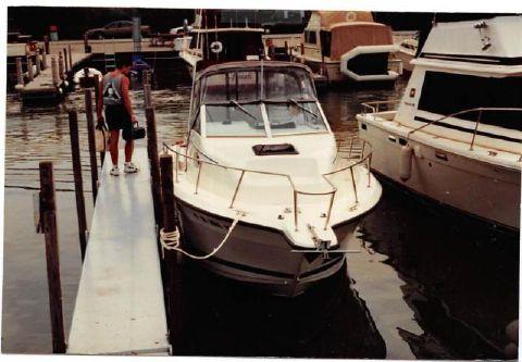 1996 Sportcraft 252 FM WAC