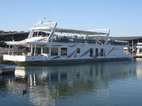 2006 Sharpe 18 x 102 Completely Custom Houseboat