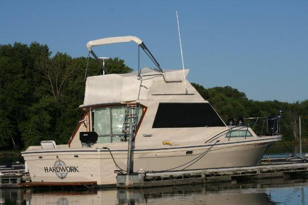 1979 stamas 32 sedan 32 foot 1979 motor boat in afton mn for Used boat motors mn