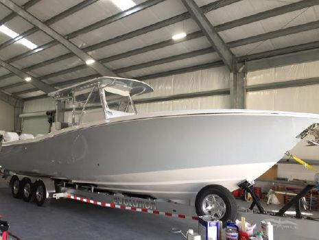 2019 INVINCIBLE 36 Open Fisherman