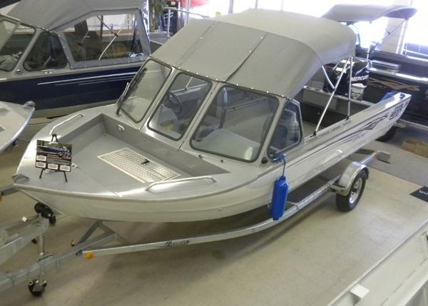 2013 River Hawk 180SH SEA HAWK