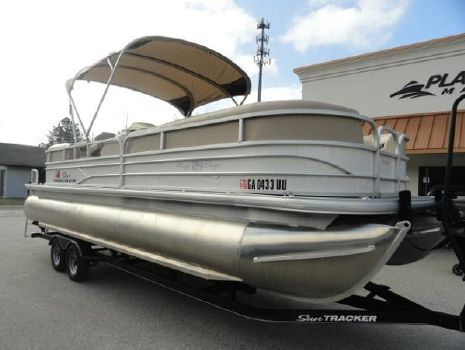 2016 Tracker Sun Tracker Party Barge 24 XP3